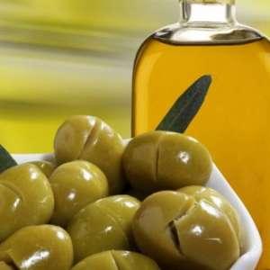 Оливковое масло для очищения печени