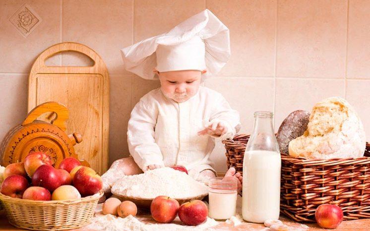 Раздельное питание и семья