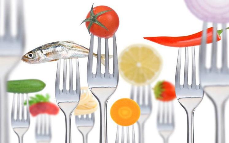 Группы продуктов и их сочетаемость