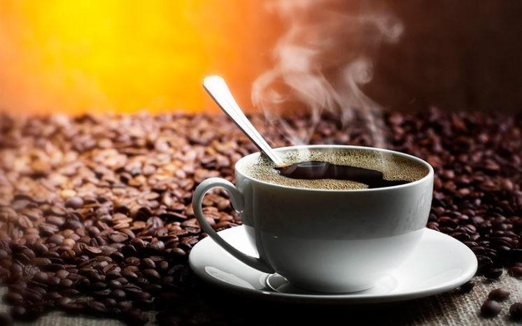 Кофе весьма полезный продукт