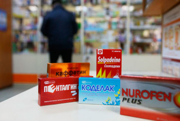 Кодеиносодержащие препараты будут отпускаться по рецепту
