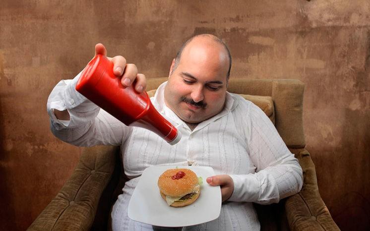 Любая диета вызывает стресс