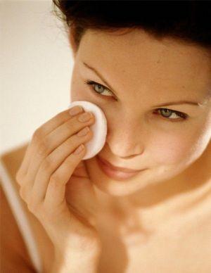 Правилное очищение кожи