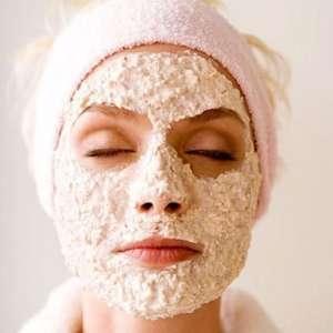 Овсяная маска для лица