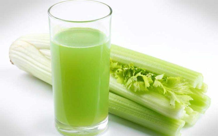 Сок сельдерея и его польза для организма