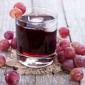 Виноградный сок польза