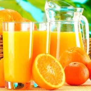 Очищение кишечника при помощи сока цитрусовых