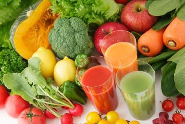 Очищение печени овощными соками