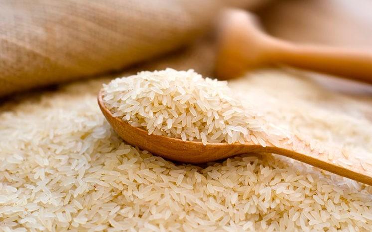 Очищение кишечника рисом