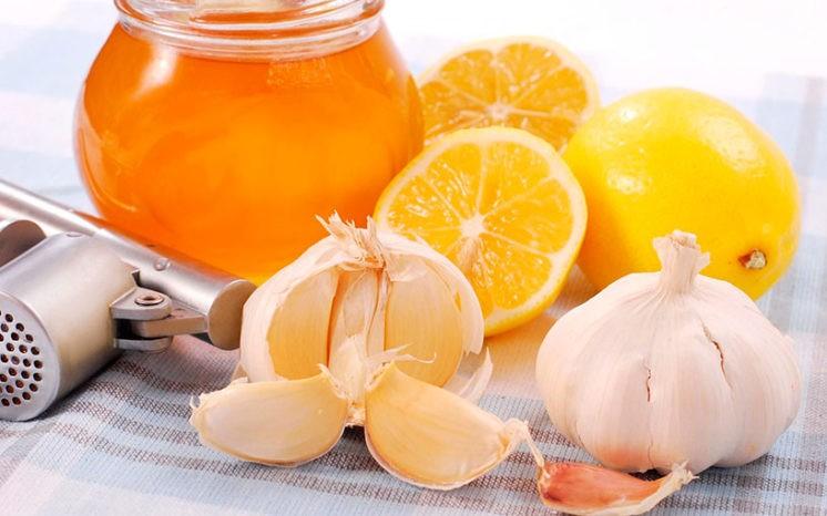 Очищение сосудов лимоном