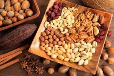 Орехи способны снижать холестерин крови