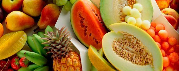 Диета фруктово-овощная