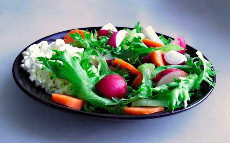 Лечебная диета при болезни печени и желчного пузыря