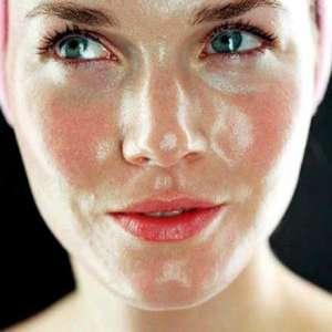Очищающая маска для жирной кожи