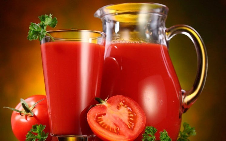 Приготовление томатного сока в домашних условиях