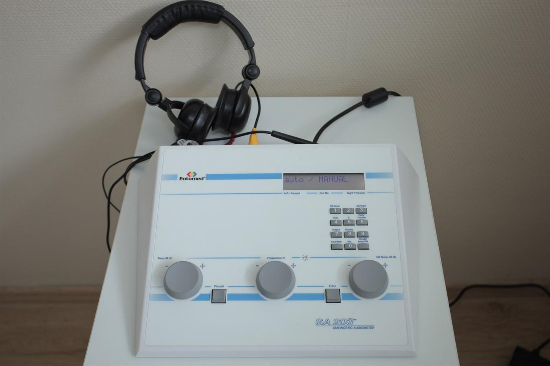Как проводится аудиометрия?
